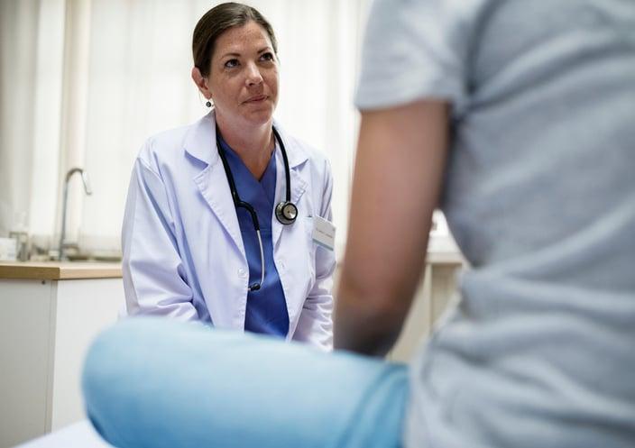 lenguaje del cambio médico paciente